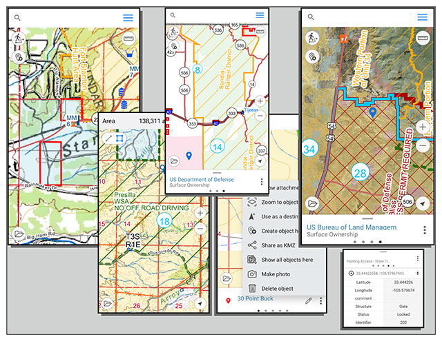 Tracking Locations And Geo-closures
