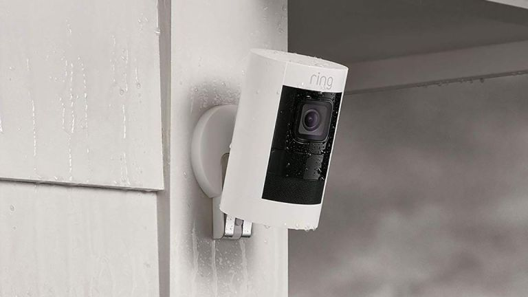 2. Use a Spy Camera to Check Who Is At the Front Door
