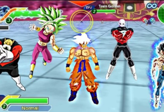 What are the Official Dragon Ball Games?