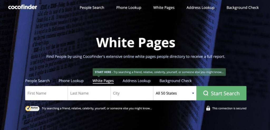 White Pages