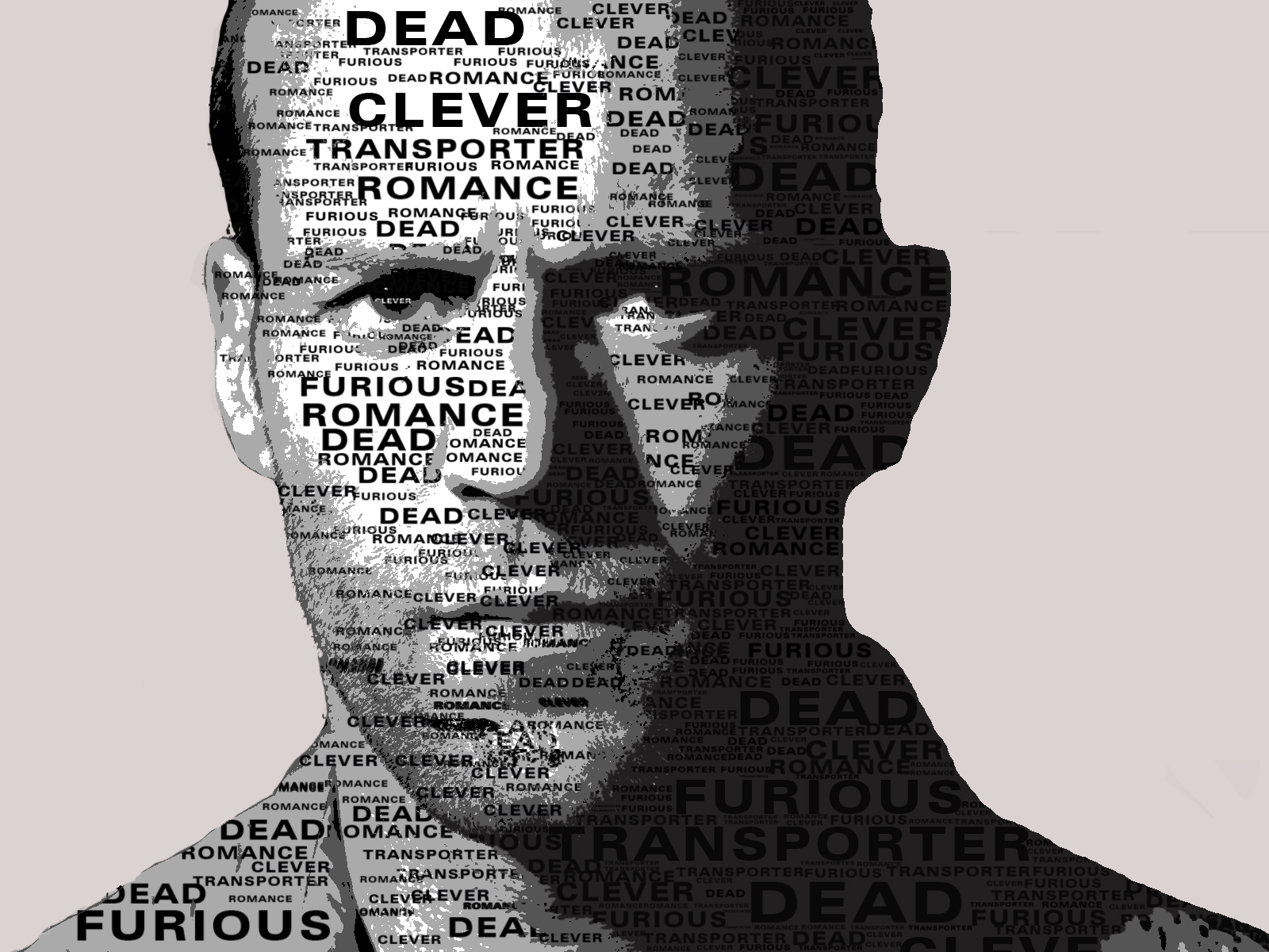 Create A Typographic Portrait Using Photoshop