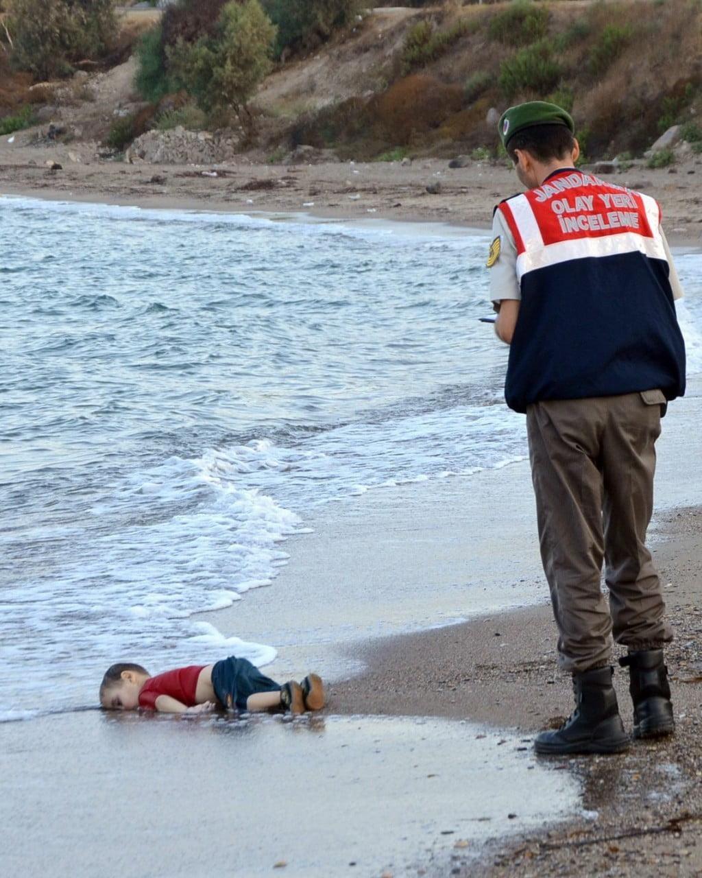 3-year-old Aylan Kurdi