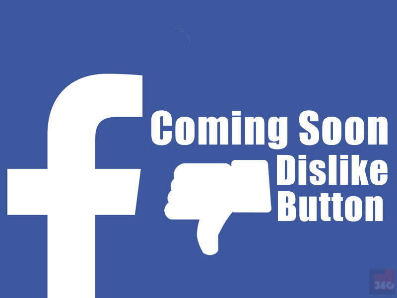 Soon There Will Be A Facebook Dislike Button