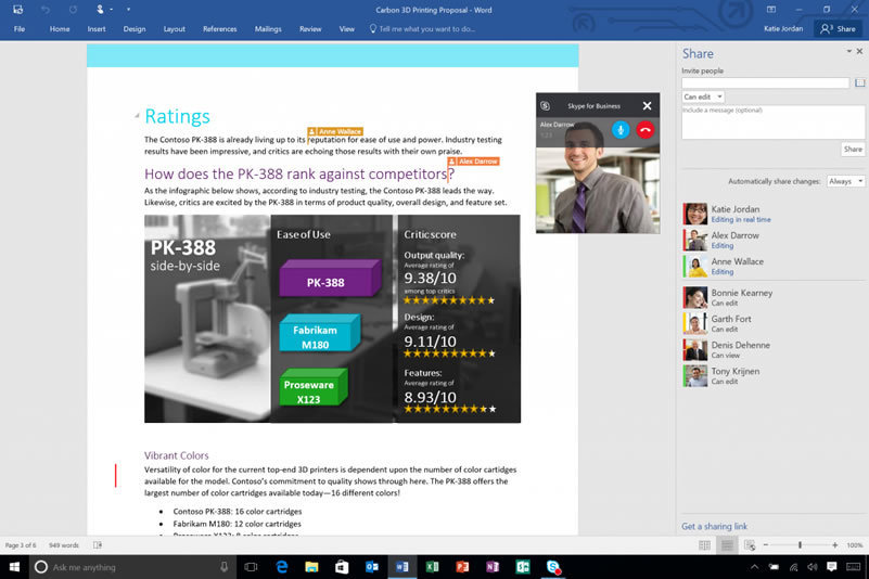 Microsoft Officially Launched Office 2016