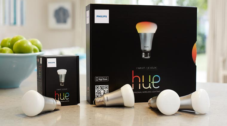 Philips Launched Web-Enabled Lighting,Philips Hue In India