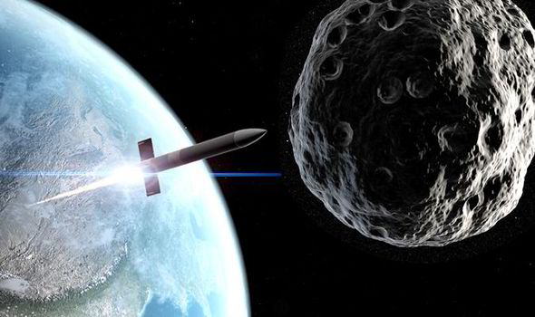 NASA To Develop First Ever Space Shotgun To Blast Asteroids