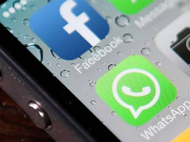 whatsapp messenges illegal