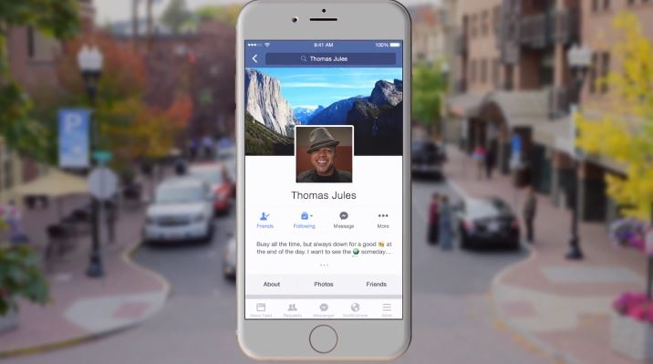New Improved Facebook Profiles Has Been Unveiled