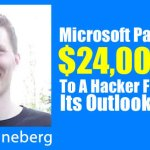 hacking outlook account