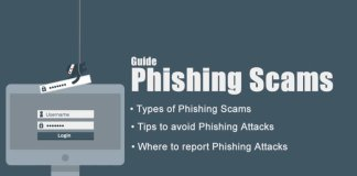 phishing scams guide