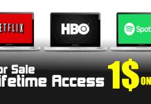 Lifetime Access To Netflix