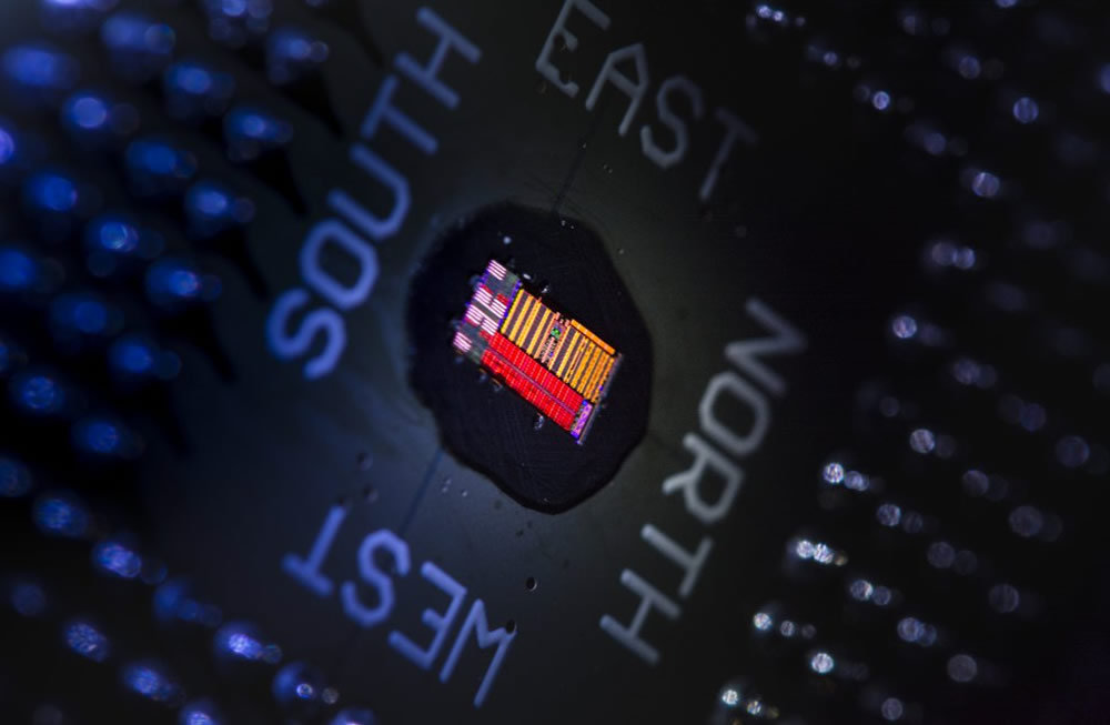 Researchers Developed First Light-Based Microprocessor Chip to Create More Powerful Computers & Ultrafast Communications