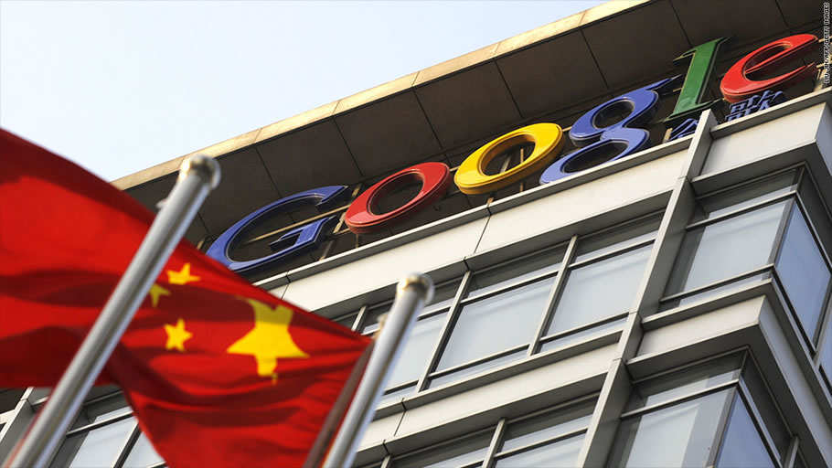 Google bypassed China's Great Firewall