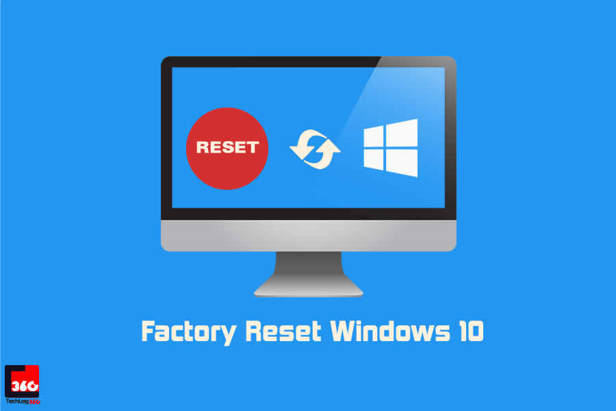 How to factory reset Windows 10 without losing your data