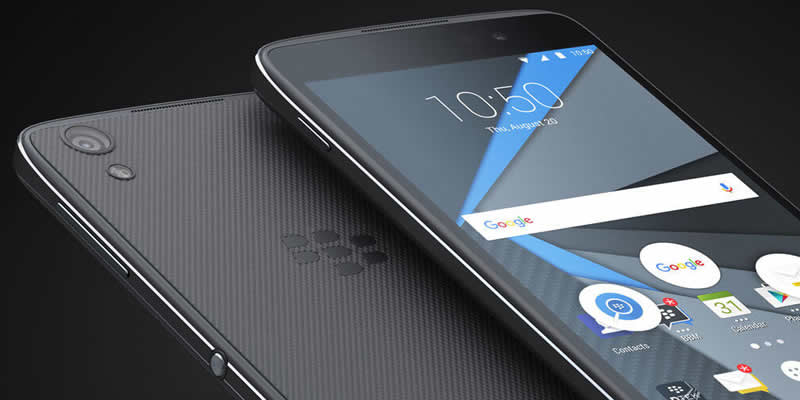 Blackberry Unveils Its Most Powerful Android Phone — May Be The Last Phone From House