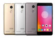 New Budget Smartphone Lenovo Vibe K6 Power