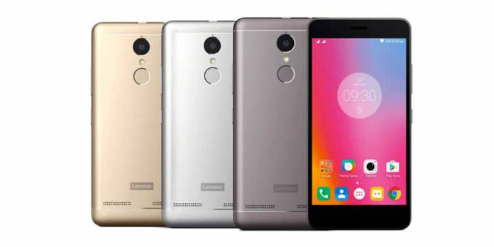 New Budget Smartphone Lenovo Vibe K6 Power