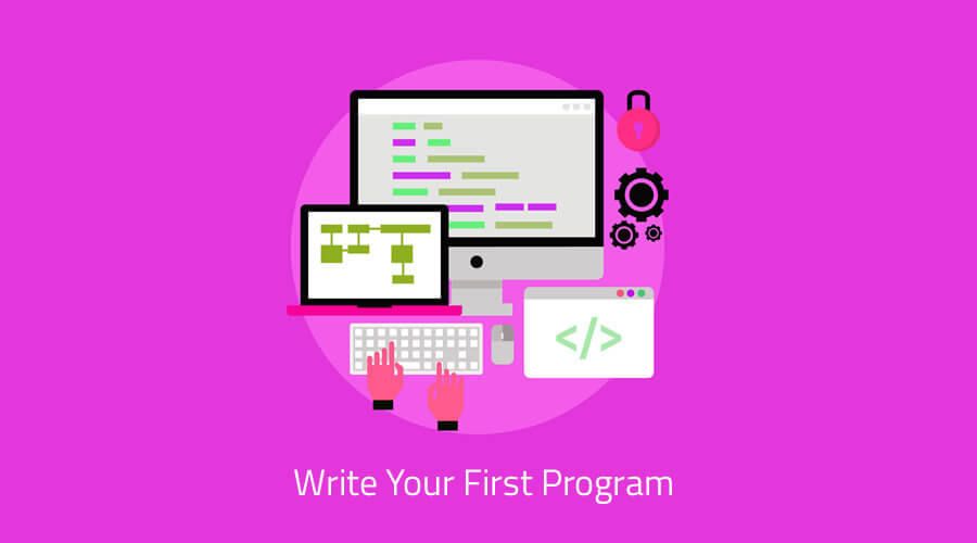 """Write Your First Program, """"Hello World"""" In 25 Different ..."""
