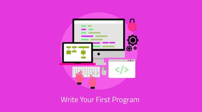 Write Your First Program - Hello World
