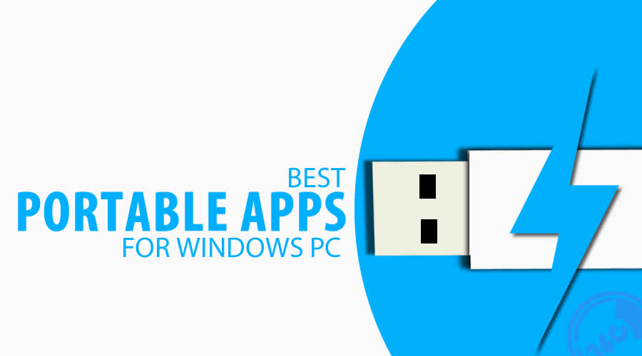 List Of Best Portable Apps For Windows PC