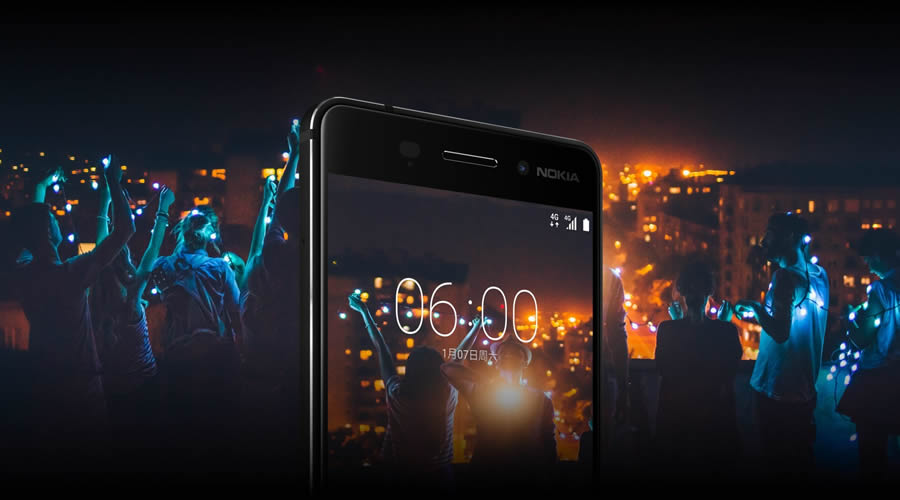 Nokia 6 — First Nokia Android Smartphone Officially Revealed