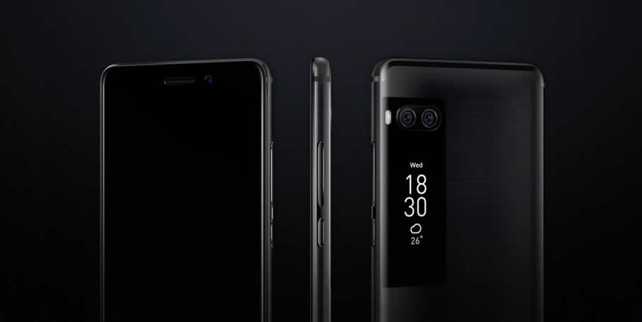 Meizu Launched Pro 7 And Pro 7 Plus Dual-screen Smartphones