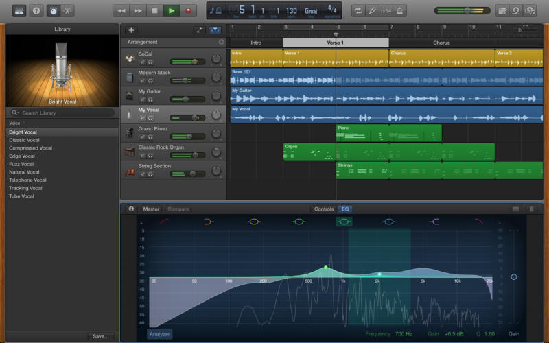 Download GarageBand for PC Windows's 7/8/xp Mac