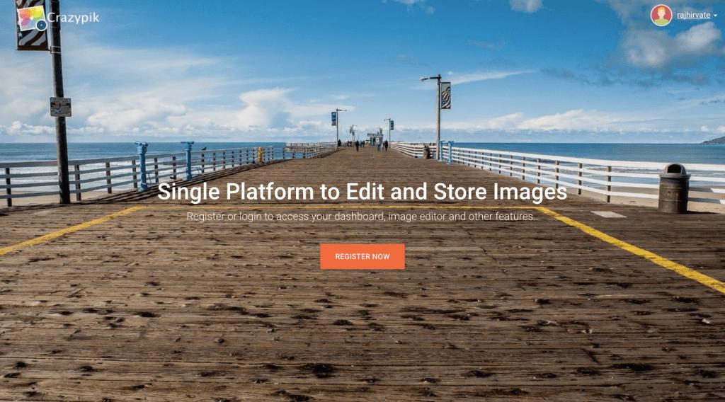 CrazyPik – A New Photo Editor Software Online