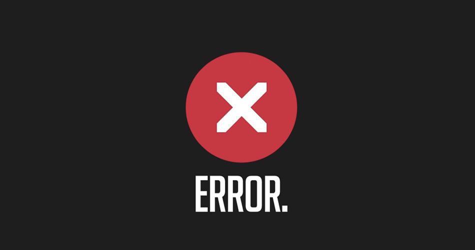error 924