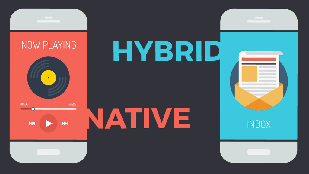 Hybrid Apps Vs Native Apps – The Battle Of The Apps