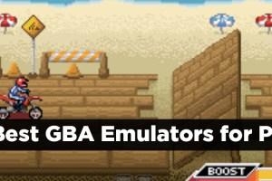 GBA-emulators