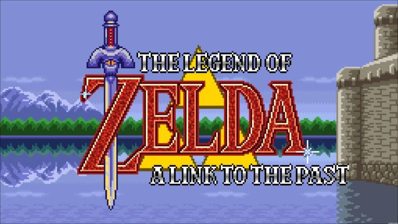 The Legend of Zelda- A Link to The Past
