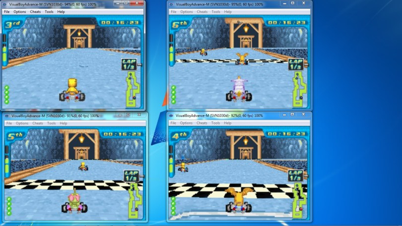Visual Boy Advance-M