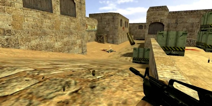 One of the most popular PC games of all time  Counter Strike 1 6     Counter Strike 1 6 comes to Android