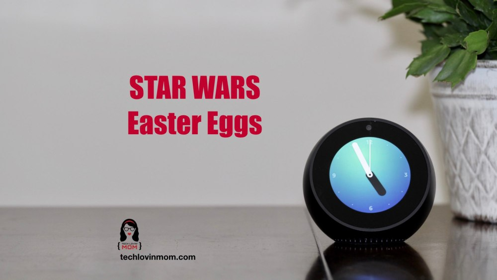 Star Wars Amazon Alexa Easter Eggs