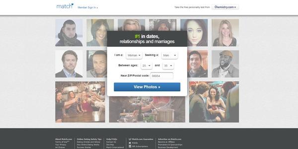 Match. ca Dating Site.