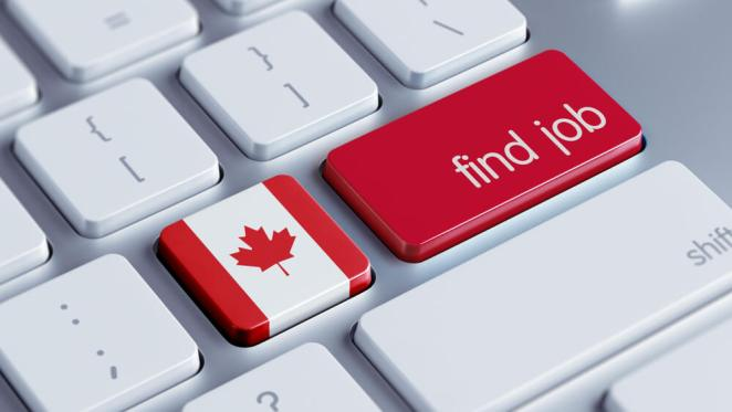 find jobs in canada