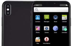 Goophone XS Specifications and Price