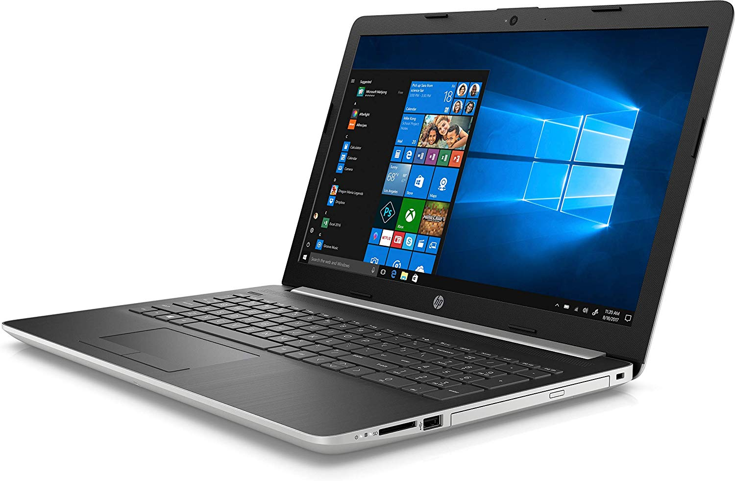 HP 15 low budget best gaming laptop