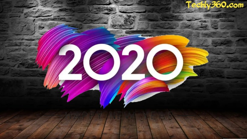 Happy New Year 2020 Wishes, Happy New Year 2020 Quotes, Happy New Year 2020 Messages, Happy New Year 2020 HD Images and GIFs