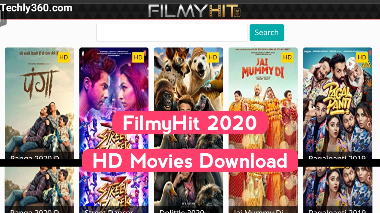 Filmyhit 2021: Bollywood, Hollywood, HD Hindi Dubbed Movies Download