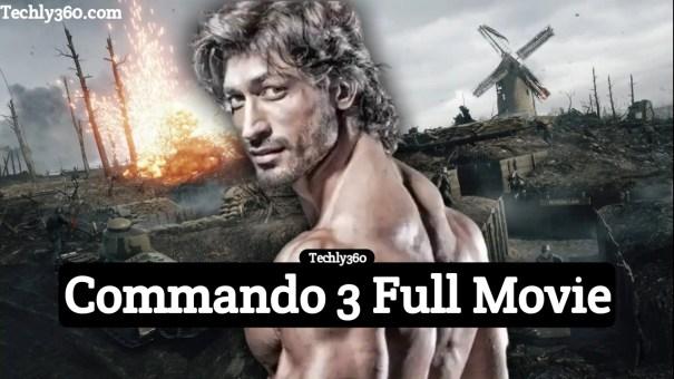 commando 3 full movie download, commando 3 movie download, commando 3 free download, commando 3 Vidyut movie download, Vidyut Jammwal png, commando 3 HD Movie