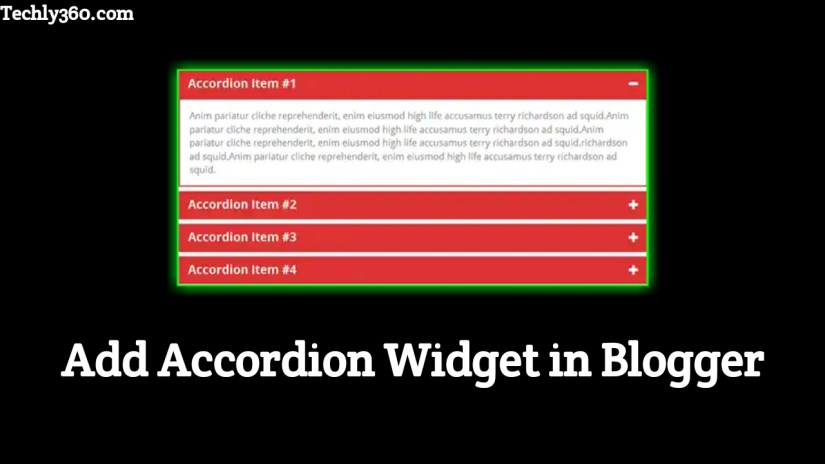 What is Blogger, What is Blogger Accordion Widget, Benifits of Accordion Widget, How to Add Accordion in Blogger, Blogger Accordion Widget FAQs