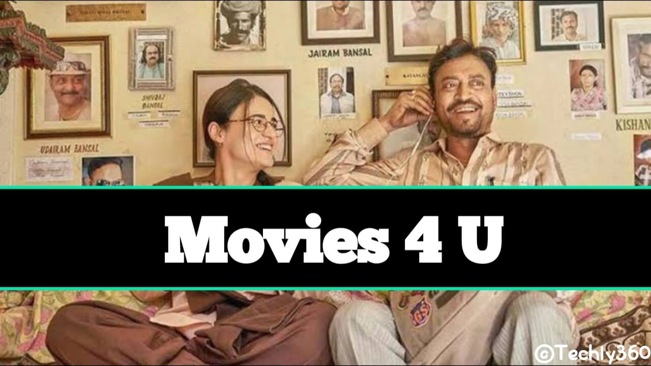 Movies4u 2020 – Illegal Website to Download Bollywood HD Movies Online 300mb Movies