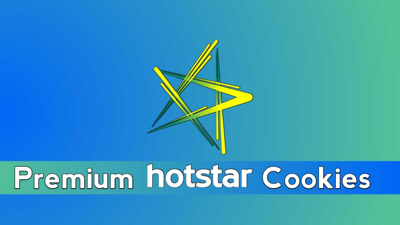 100% Working Hotstar Cookies & Premium Account March 2021 [Hourly Updated]
