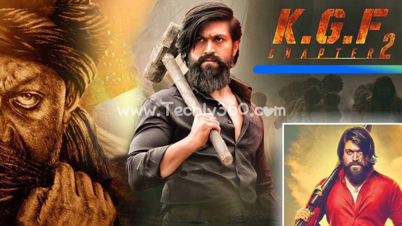 KGF Chapter 2 Full Movie Hindi Dubbed in 720p FilmyZilla & Tamilrockers