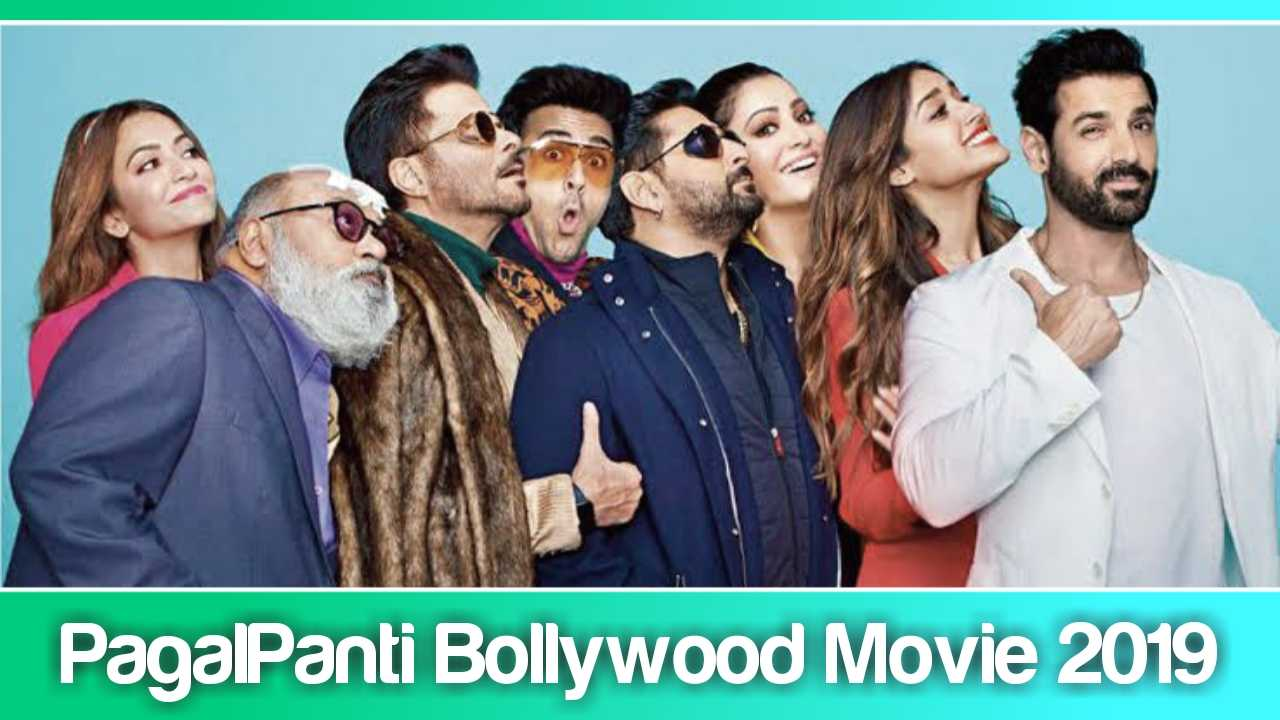 Pagalpanti Full Movie Download Filmyzilla Leaked on Tamilrockers and Filmywap