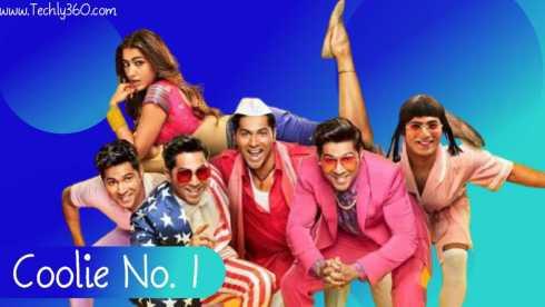 Coolie No 1 Full Movie Download Filmyzilla 720p Online Tamilrockers HD Filmywap