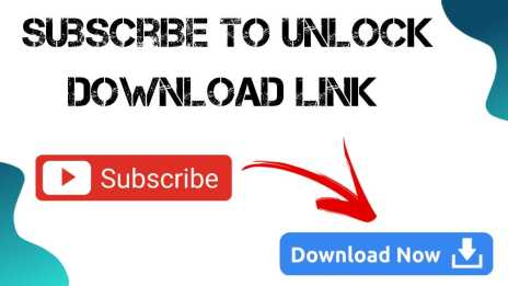 Subscribe to Unlock Download Link Script for Blogger