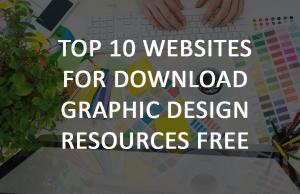 free graphic design resources